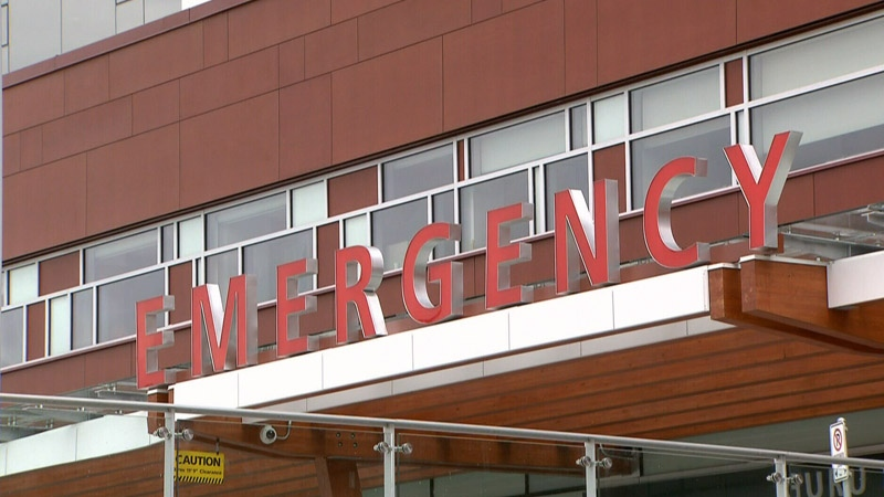 A newly released report suggests patients visiting B.C. emergency rooms are spending more time waiting to be admitted.