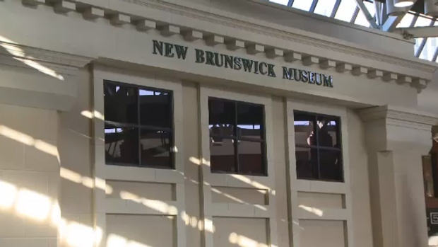 The New Brunswick Museum is seen in this undated file photo.