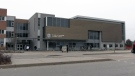 Sir John A. Macdonald Secondary School in Waterloo is pictured on Thursday, Nov. 30, 2017.