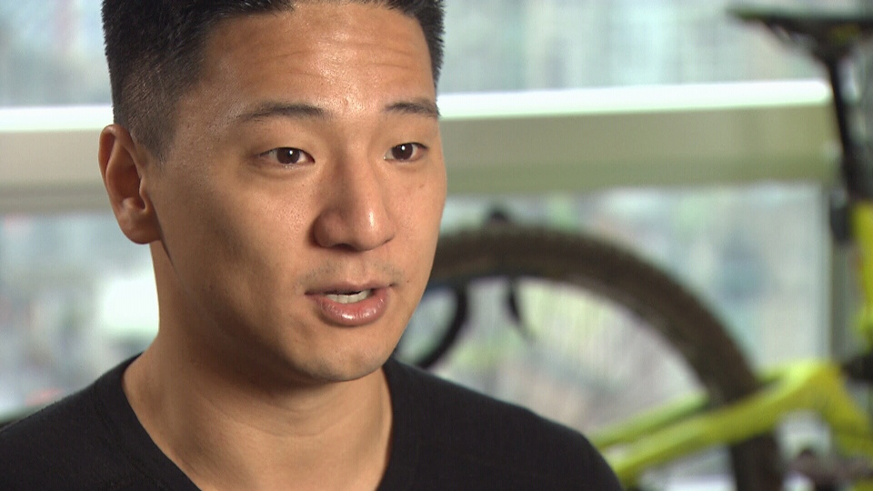 Andrew Cho waited 55 minutes for an ambulance when a blood vessel burst in his spine and he became paralyzed.