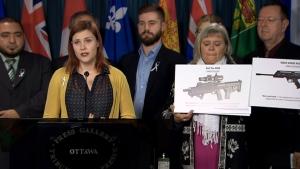 CTVNews.ca: Calling for tougher gun laws