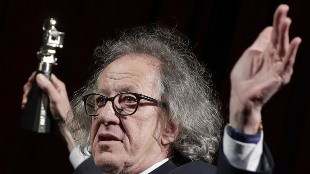 Aussie actor Geoffrey Rush accused of 'inappropriate behaviour'