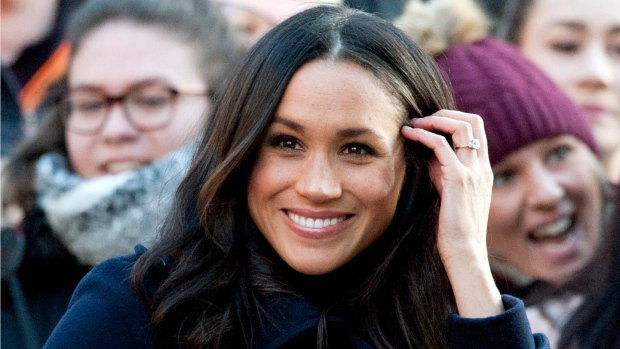 Prince Harry and fiancee Meghan Markle make first official joint tour