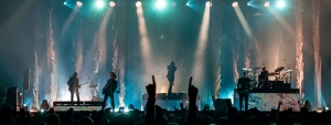 A Perfect Circle's shadowy performance in Vancouve