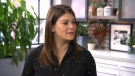 Top Chef judge Gail Simmons appears on Pop Life.