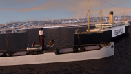 W5 Halifax Explosion animation teaser