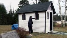 CTV Atlantic: Church vandalized in Willow Grove