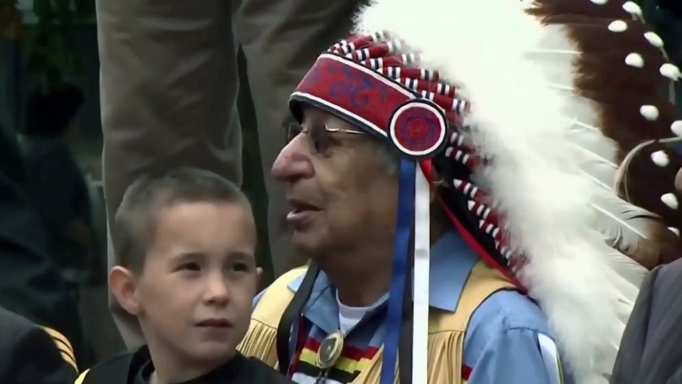 The Mi'kmaq community is mourning the death of Grand Chief Ben Sylliboy.