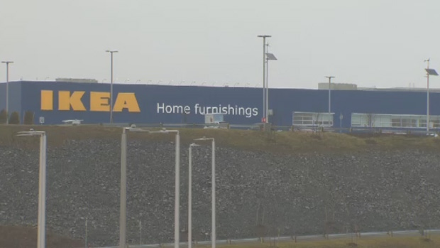 Shoppers are frustrated with the long uphill walk to IKEA from the bus stop nearly a kilometre away.