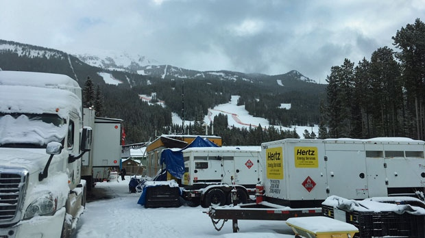 Women's World Cup training run canceled in Lake Louise
