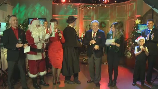 More than $446,000 was raised for the 54th annual Christmas Daddies Telethon on Saturday, Dec. 2, 2017.