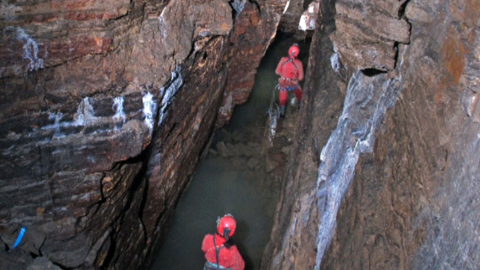 The newfound caves in Montreal are said to be 10 times larger than the ones already open to the public.