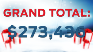 Telethon Grand Total