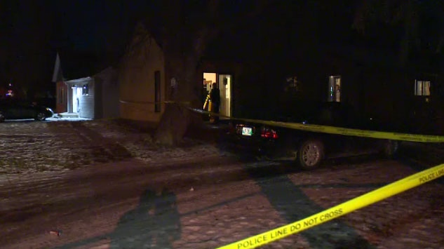 Portage la Prairie RCMP were called to a report of a shooting at a home on Royal Road North around 5 a.m. Saturday.