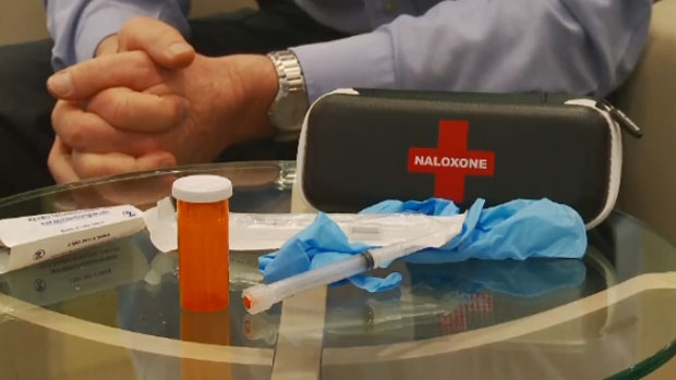 The New Brunswick government announced that $150,000 will be used to purchase 25,000 naloxone kits.