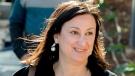 Maltese investigative journalist Daphne Caruana Galizia is shown, April 4, 2016. (AP / Jon Borg)