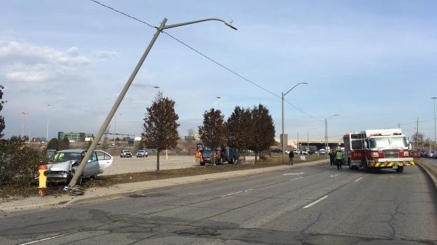 Fairway Road crash