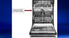 Viking dishwasher recall