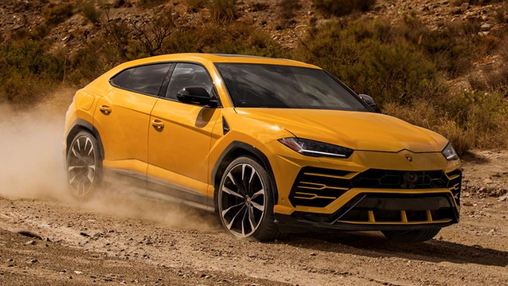 Lamborghini Joins The Boom With Its Supercar Suv Urus Ctv