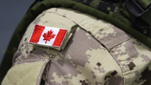 A group of injured veterans have suffered a major setback in their landmark legal battle with the federal government. THE CANADIAN PRESS/Lars Hagberg