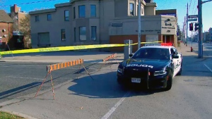 Man killed while breaking up fight in Hamilton