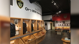 The Winnipeg Police Museum