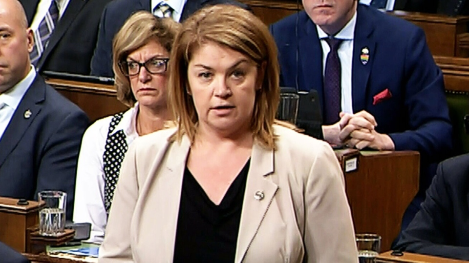 "Liberal MP Sherry Romanado is accusing Conservative MP James Bezan of making comments that were humiliating and ""sexual in nature"" towards her."