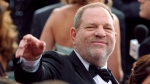 In this Feb. 22, 2015, file photo, Harvey Weinstein arrives at the Oscars at the Dolby Theatre in Los Angeles. (Vince Bucci/Invision/AP)