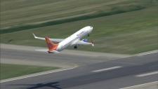 sunwing flight