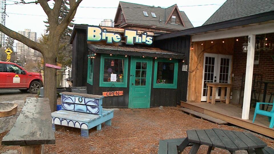 Bite This on Richmond Road.