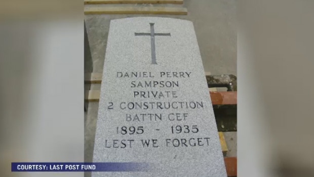 Last Post Fund is funding the headstone for the last man executed in Halifax, as he was a veteran of the First World War.