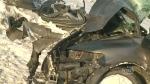 Ice, snow causing problems on Regina roads