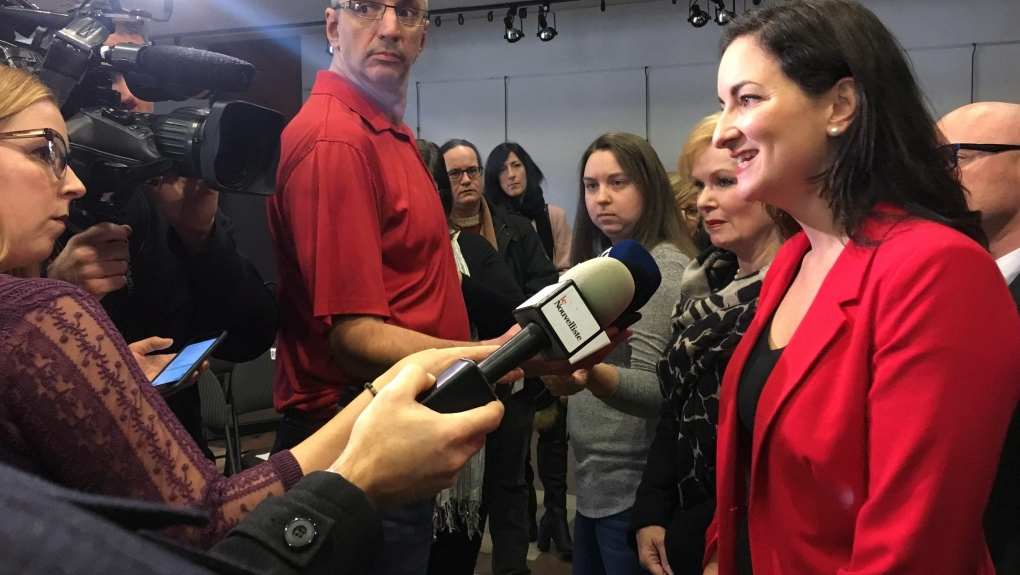 Marie Montpetit will not run for leadership