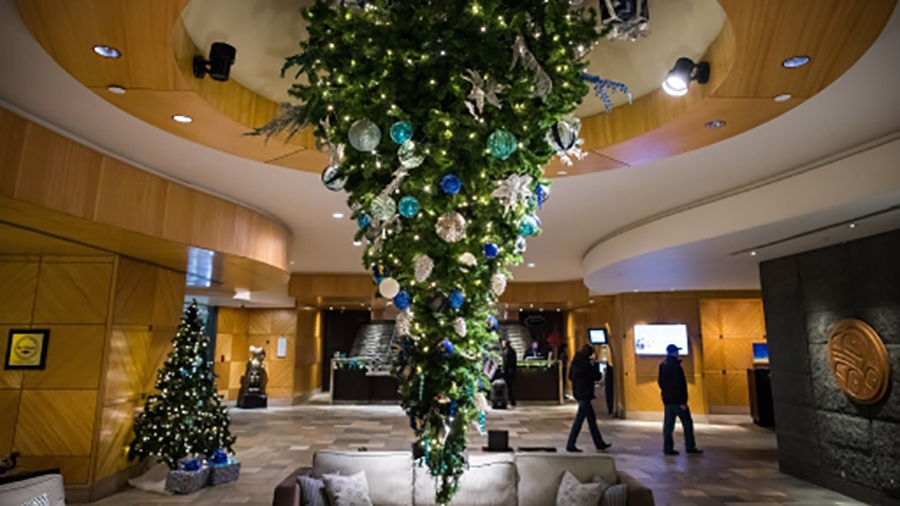 Upside Down Christmas Tree Trend Going Viral But Comes With