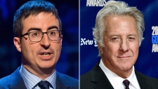 John Oliver vs Dustin Hoffman