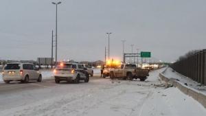 Circle Drive crash on Preston Avenue