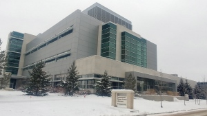The lab at the University of Regina is shown in this file photo (Josh Diaz / CTV Regina)