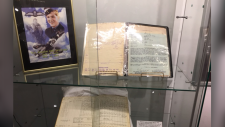 Exhibit at North Bay museum features WWII letters