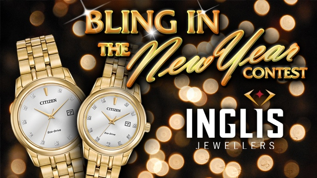 Bling In The New Year