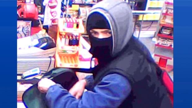 Halifax Robbery