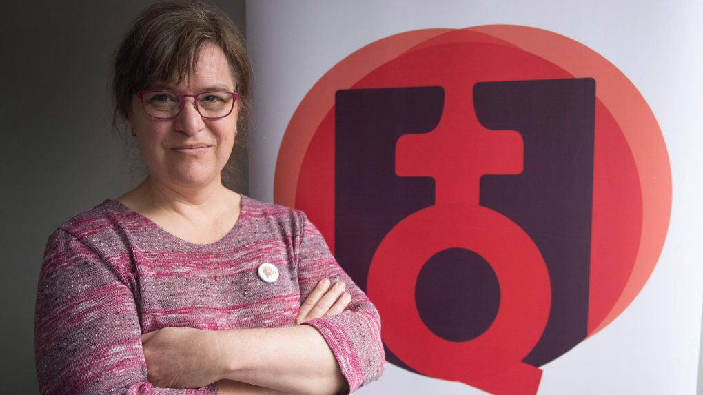 Federation des femmes du Quebec Gabrielle Bouchard