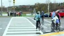 Investments for bike lanes in the works