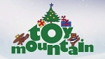 Donating to Toy Mountain in Muskoka