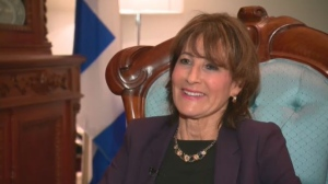 Minister for Anglos Kathleen Weil