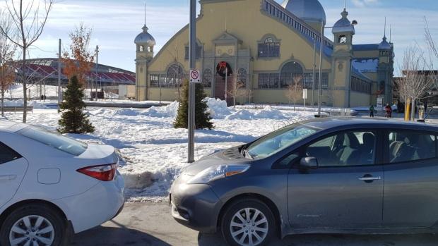 City installing parking meters at Lansdowne