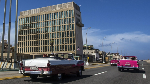 United States Embassy in Havana, Cuba