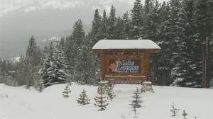 German skier, skier injured, Lake Louise, NorAm ra