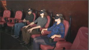 Virtual reality comes to Cineplex in Ottawa