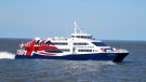 Clipper says the new 52-metre high-speed catamaran will be moved to the popular Victoria-Seattle route. (Clipper Vacations)
