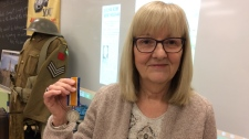 WW1 medal reunited with great granddaughter